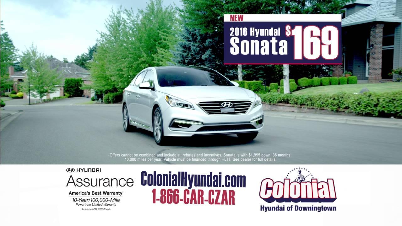 Elegant Colonial Hyundai $6000 Trade In Guarantee