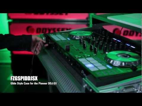Pioneer DDJ-RX / DDJ-SX / DDJ-SX2 / DDJ-SX3 Serato DJ Controller Glide Style™ Cases