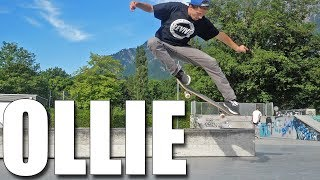HOW TO PERFECT OLLIES
