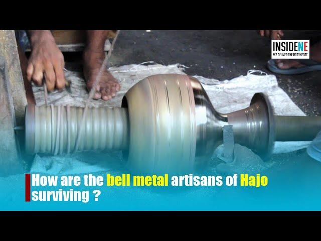 বাটে-ঘাটে: The tale of the bell metal artisans of Hajo