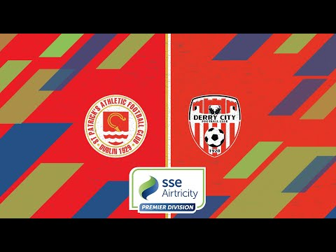 HIGHLIGHTS | St. Patrick's Athletic 1-0 Derry City