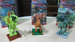 Đồ chơi trẻ em - Bộ đồ lắp ráp Khủng long tý hon (Children's toys- Kits tiny dinosaur)