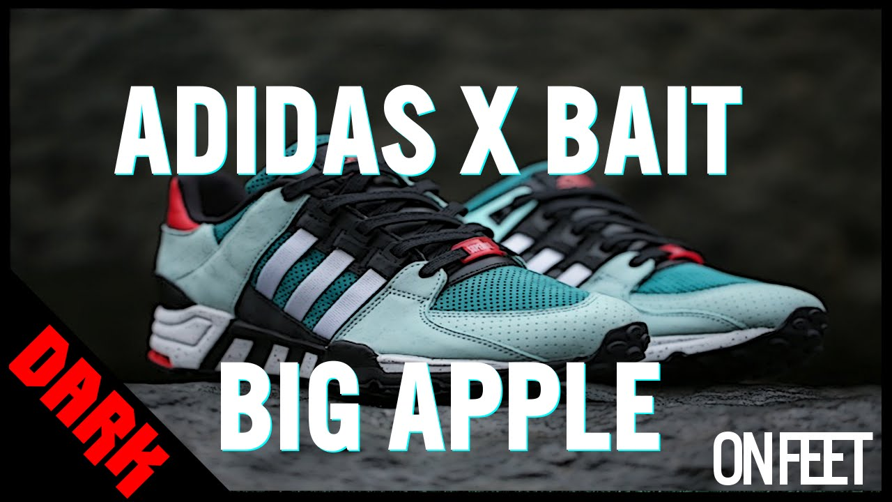 info for a5ea5 a4df1 The Big Apple  Adidas x Bait EQT Equipment Running Support (On Feet +  Images)