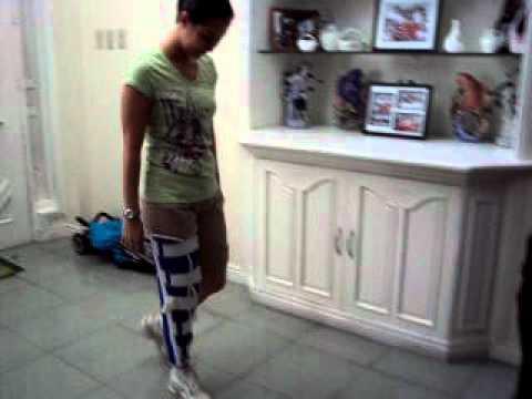 donjoy playmaker knee brace instructions