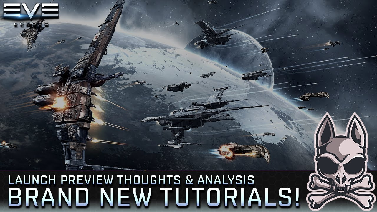 New Tutorials Revealed & Explained! || EVE Echoes