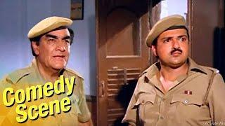 Popat lal & rakesh bedi funny scene | comedy scene | main tera dushman | hindi film