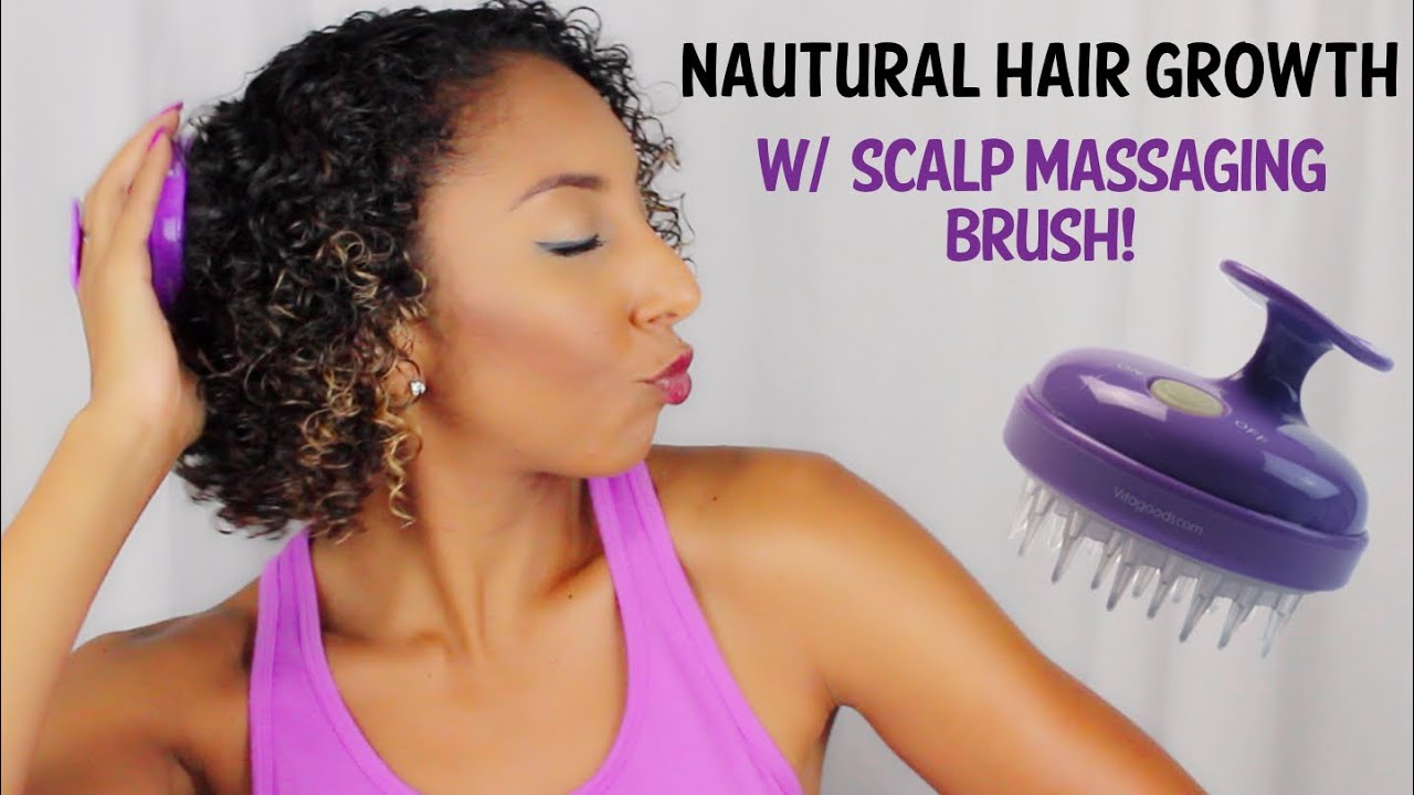 Do Scalp Massagers Stimulate Hair Growth Dermatologists Weigh In