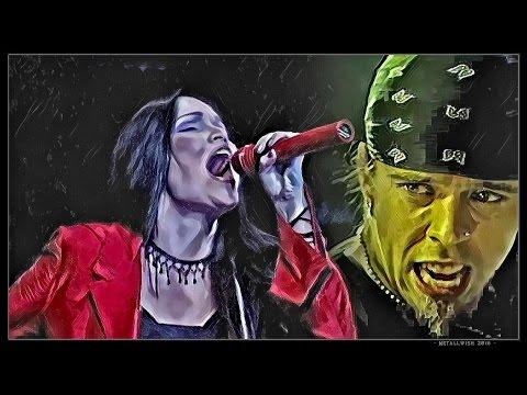Nightwish - Dead Boy's Poem &  Slaying the Dreamer live Romania (2004) 11/14
