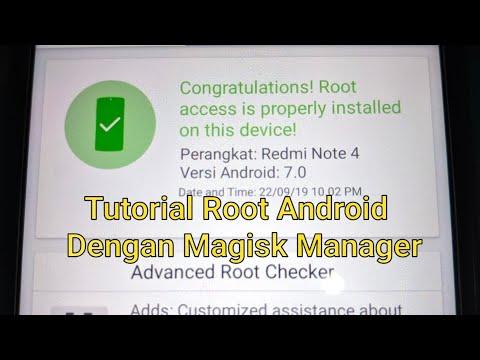 Cara Pasang TWRP dan Root Xiaomi note 4 MIUI 11.