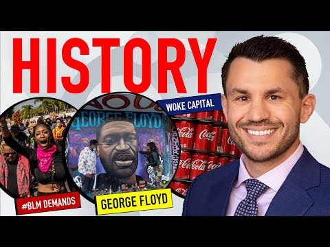 George Floyd Anniversary, Black Lives Matter Failure, Woke Capital Corporate Grift