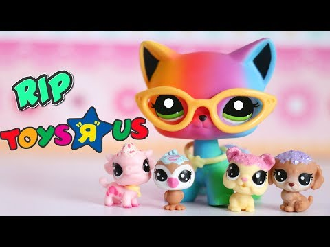 LPS: My Last Haul From Toys R Us || Unboxing New Pets