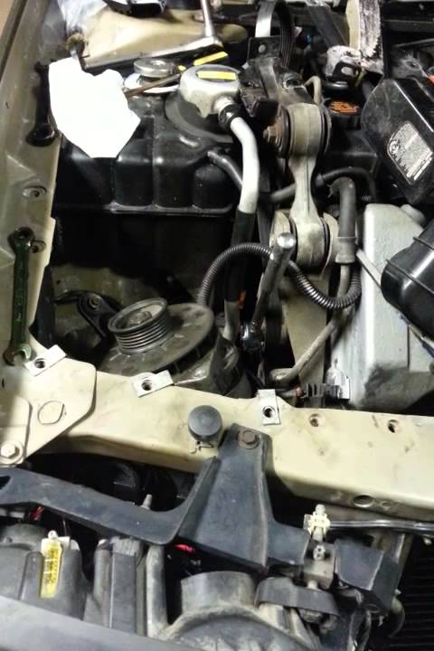 fan motor wiring diagram 1998 cadillac deville alternator removal upward youtube  1998 cadillac deville alternator removal upward youtube