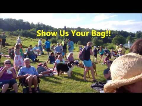 Dog Mountain Levitt AMP Music Festival -- A Few Scenes -- St. Johnsbury, Vermont