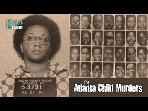 195: The Atlanta Child Murders