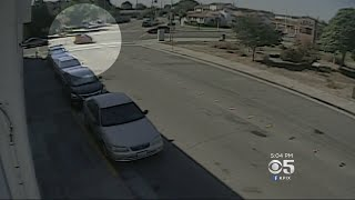 Richmond Police Search For Suspect Vehicle In Hit And Run That Hurt Toddler