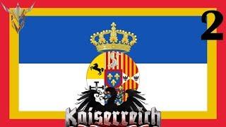 Hearts of Iron IV | Kaiserreich | Sicily | 2