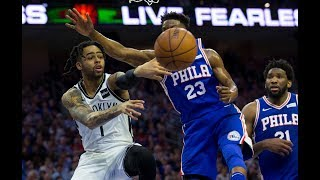 D'Angelo Russell Certified Dime Dropper | Best Career Passes | 2015-2019 NBA Seasons Video
