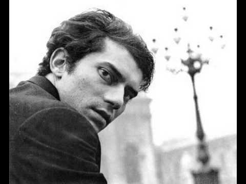 Luigi Tenco - Li vidi tornare - canzone antiguerra