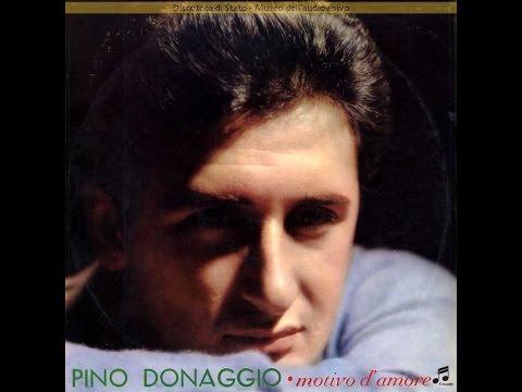 PINO DONAGGIO- DISCOFRAFIA ORIGINALE -MOTIVO D'AMORE -1964