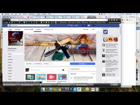 Active Marketing & Analytics -Sharing Content on Facebook