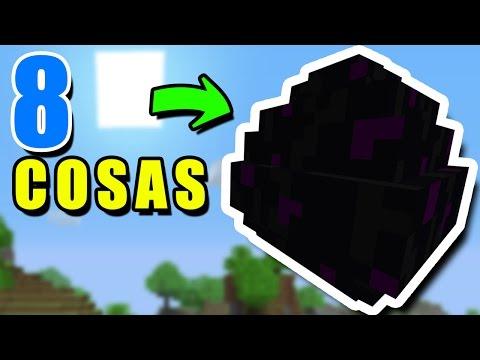 Minecraft - 8 Cosas Que No Sabías Del Huevo De DRAGÓN - Rabahrex