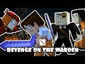 JESSE's REVENGE on The WARDEN! Minecraft Story Mode - S1/S2 Mixed MOD