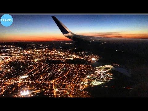 GOLD HORIZON | JetBlue A320 Stunning Takeoff from Boston Logan Airport!