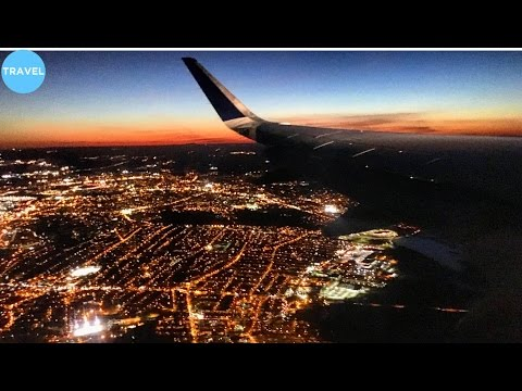 GOLD HORIZON | JetBlue A320 Stunning Takeoff from Boston Logan Airport!
