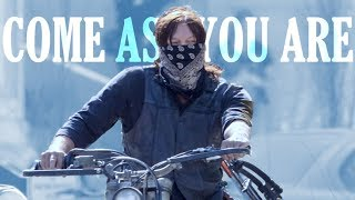 Daryl Dixon Tribute    Come As You Are [TWD]