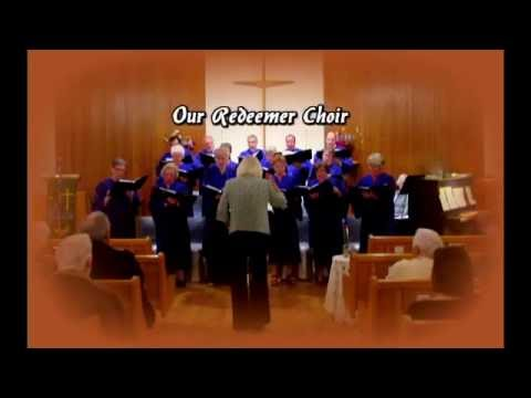 God Is!  Words, Bert Stratton.  Music, Michael Barrett