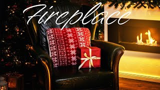 Smooth Fireplace JAZZ - Relaxing JAZZ & Bossa Nova - Chill Out Music