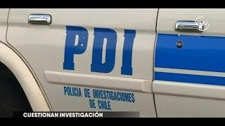 Cuestionan procedimiento de fiscalía y de la PDI tras asalto a ex fiscal - CHV NOTICIAS