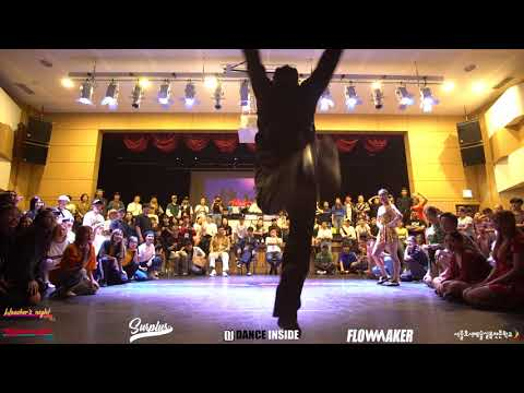 Baby Zoo Vs. Stia - Solo Final @Waacker`s Night Another Vol.6