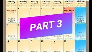 PART 3 - Does God Tell Us RAPTURE Date - POSSIBLE ALERT - November 3  4  2017 VAYERA