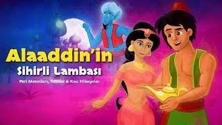 Alaaddin ve Sihirli Lambası - Çizgi Film Masal
