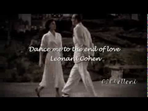 Dance me to the end of love ~ Leonard Cohen greek subs ♪♫•*¨*•¸¸❤