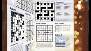 Hoyle Sudoku Crossword