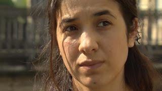 Junge Jesidin spricht über ihre Gefangenschaft beim IS