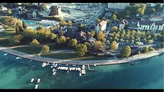Lac d'Annecy - Saint Jorioz - Drone