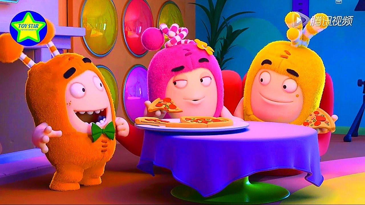 [HD Movies] Animated Funny Cartoon ¦ The Oddbods Show ...