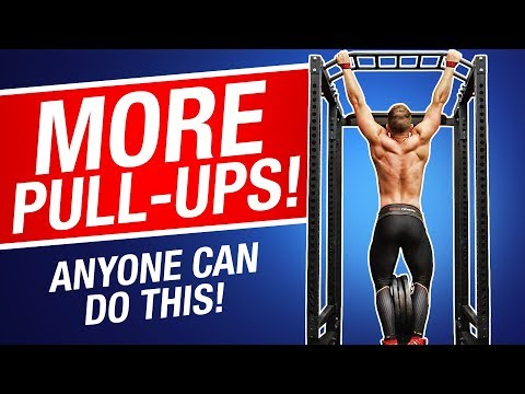 Pull-Up Hack For Wider & Thicker Lats! | NO REPS NEEDED?