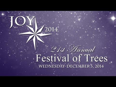 Festival of Trees 2014 - Collinsville Illinois