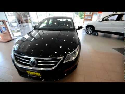 2011 Volkswagen CC VR6 4MOTION EXEC (stk# 29229A ) for sale at Trend Motors VW Rockaway, NJ