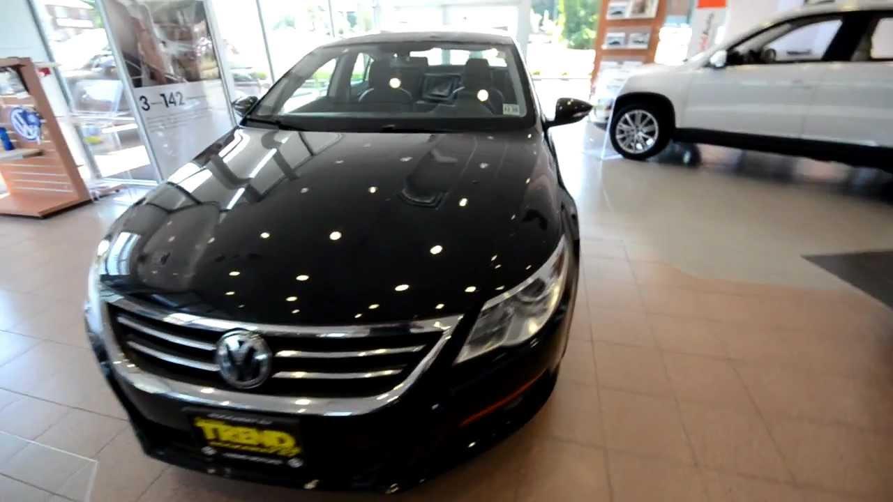 2011 Volkswagen CC VR6 4MOTION EXEC stk 29229A  for sale at