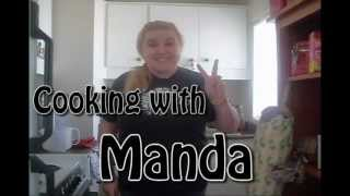 Cooking With Manda: Peanut Butter Chocolate Chip Cookies