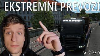 Ekstremni Prevozi   Euro Truck Simulator 2