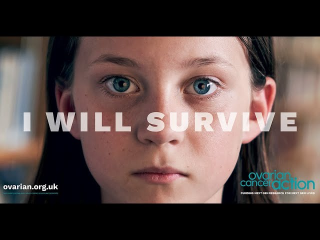 Ovarian Cancer Action I Will Survive Youtube