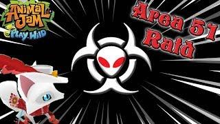 Wenn Area 51 Raid-Intro war ein Anime (AJ-Version)