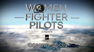 Women Fighter Pilots Promo | Coming Soon on Veer by Discovery