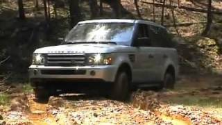 Roadfly.com - 2007 Range Rover Sport Off Road
